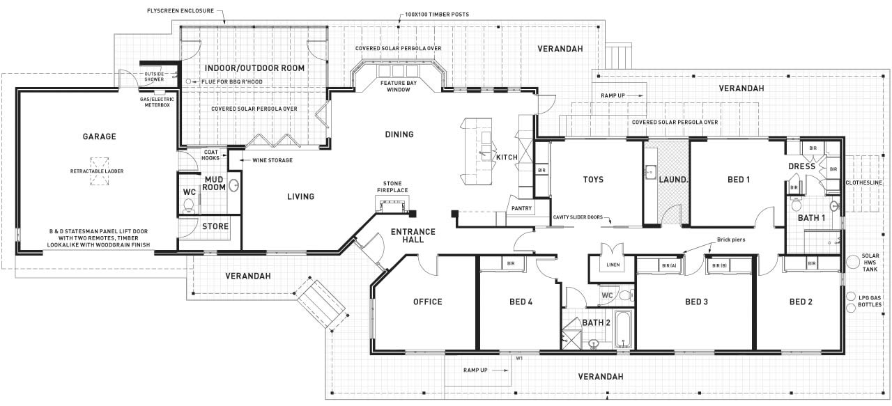 house plans australian homestead house of samples