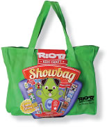 Second Prize - Show Bag