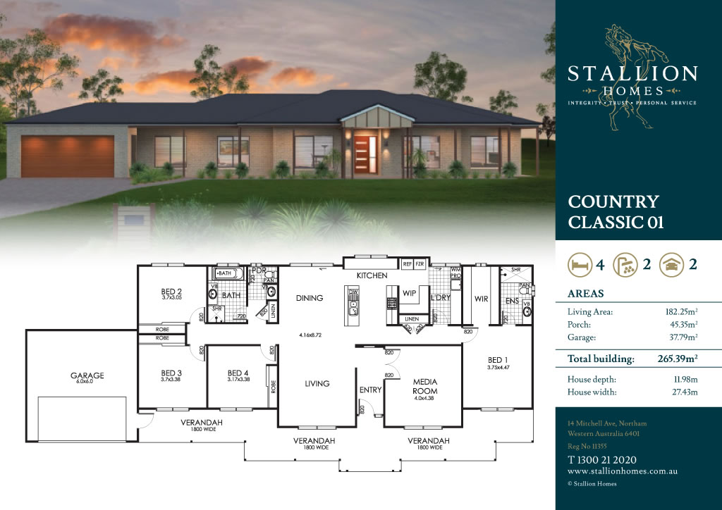 Classic Country Home Designs Australia Home Review Co