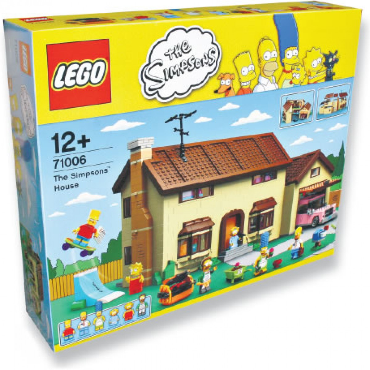 Lego and The Simpsons – Encouraging the Builders of Tomorrow